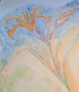 Daylilies-001