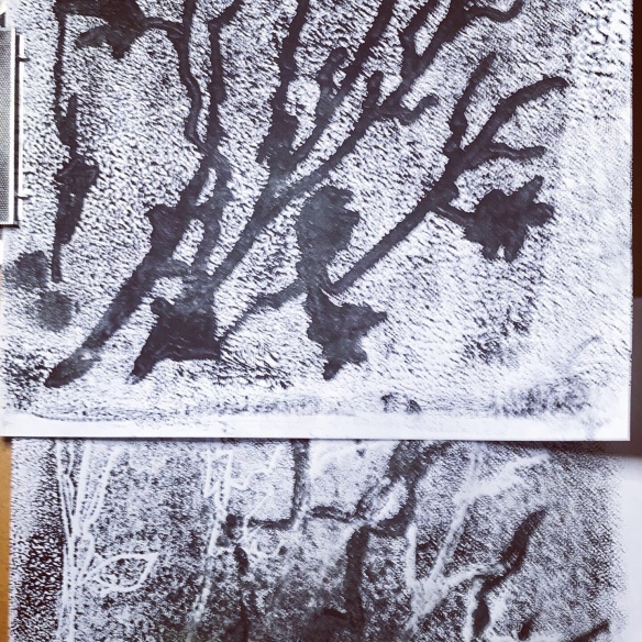 Monotype of branches